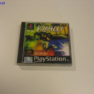 V-Rally - GRA PlayStation PSX - Opole 1030